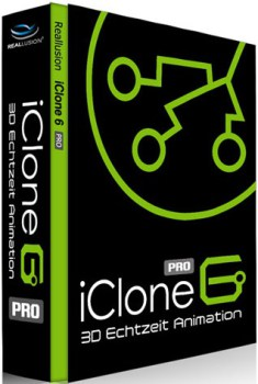 Reallusion iClone 6.5 Pro Crack 2017 Free Download