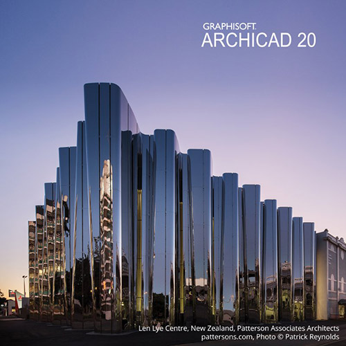 GraphiSoft ArchiCAD 20 Crack Mac And Keygen 2018 Full Download