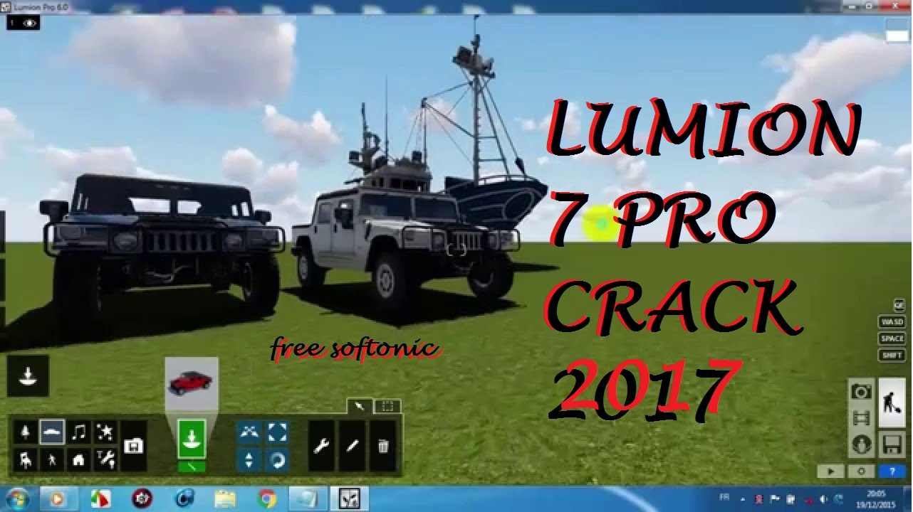 lumion 7 with crack