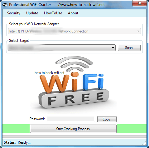 cr wifi password hacker