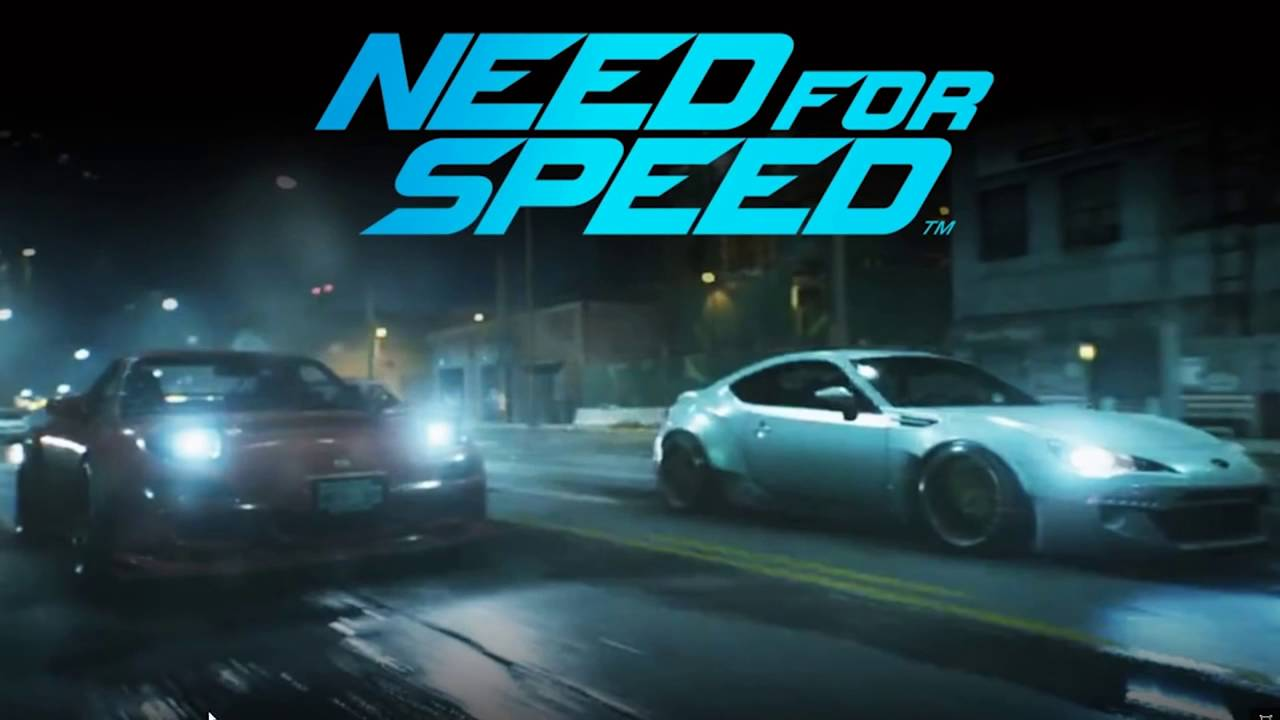 Фото need for speed 2016.