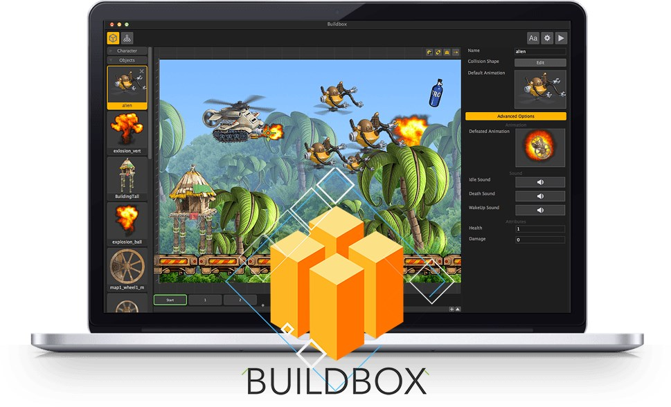BuildBox 2.3.1 Crack + Activation Code 2018 Full Download